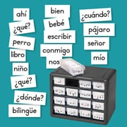 Primary Concepts Spanish Word Tiles, Grades K-3 (3237)