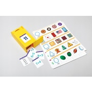 Primary Concepts Mailbox Math, Grades PreK-2 (5296)