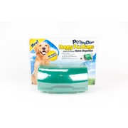 Poopy Pouch Pet Waste Bag Dispenser; Plastic, with 100 Bags (RPD-DOGGY DSP)