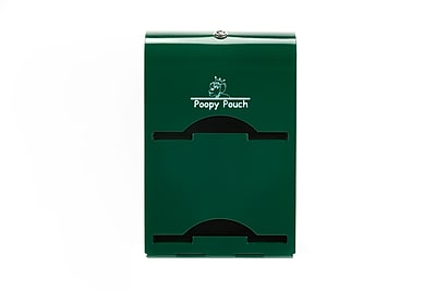 Poopy Pouch Imperial Pet Waste Bag Dispenser (PP-DSP-2R400)