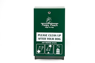 Poopy Pouch Regal Pet Waste Bag Dispenser (PP-H-DSP)