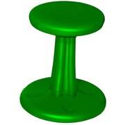 "Kore Kids Wobble Chair, Plastic, 14"", Green (KOR115)"