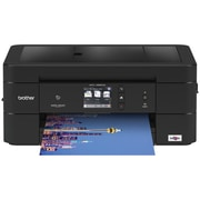 Brother MFC-J895DW Compact, Wireless Color Inkjet All-in-One Printer with Auto Document Feeder, and Mobile Device