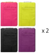 Vangoddy 8 Pack iPad and Network Bag Sleeve Case Cover Fits 7 to 12-Inch Tablets (PT_000001146_P)
