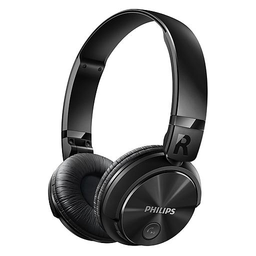 Philips SHB3060 Wireless Bluetooth Headphone, Black