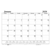 "House of Doolittle 2019 Monthly Desk Pad Calendar Refill Economy Compatible With 124-02 22"" x 17""  (HOD126)"