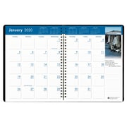House of Doolittle 2019 House of Doolittle 8.5 x 11 Monthly Planner Earthscapes Full Color Photos (HOD26402)