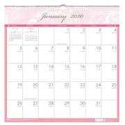 House of Doolittle 2019 Monthly Wall Calendar Breast Cancer Awareness 12 x 12 Inches (HOD3671)