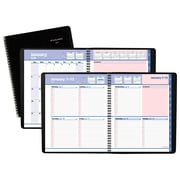 """AT-A-GLANCE® QuickNotes® City of Hope Weekly/Monthly Appt Book/Planner, January Start, 12 Mo, 8"""" x 9 7/8"""", Black (76-PN01-05-19)"""