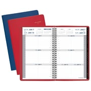 "AT-A-GLANCE® Fashion Weekly Appointment Book/Planner, 12 Months, January Start, 4 7/8"" x 8"", Assorted Colors (70-108-00-19)"