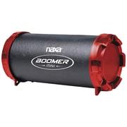 Naxa NAS-3091 RED BOOMER MINI Portable Bluetooth Speaker (Red) (NAXS3091RD)