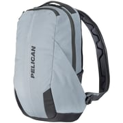 Pelican SL-MPB20-GRY 20-Liter Water-Resistant Lightweight Backpack (Gray)