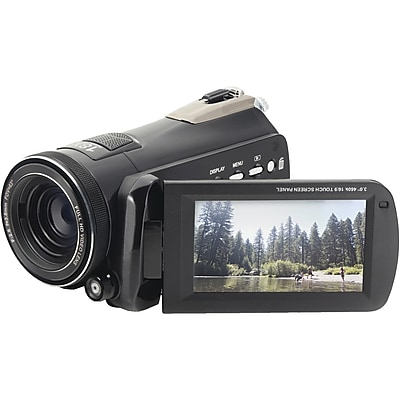 Image of Bell & Howell Bell+Howell DNV24HD-BK 24.0-Megapixel Rogue 1080p HD Night-Vision Camcorder