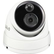 Swann SWNHD-886MSD-US 4K IP True Detect Camera with Audio (Dome) (SCUNHD886CAM)