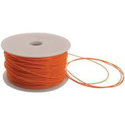 Foxsmart ORANGE 1.75mm PLA 3D Printer Filament, 1kg Spool (Orange) (50115)