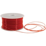 Foxsmart 50153 1.75mm ABS 3D Printer Filament (Red)