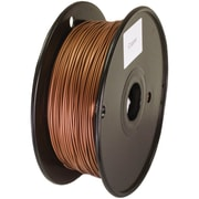FoxSmart 50171 1.75mm Metallic 3D Printer Filament, .5kg (Copper)