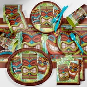 Creative Converting Tiki Time Deluxe Luau Kit (DTC2897E2B)