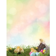 "Great Papers!® Easter Chicks Letterhead, 8.5""H x 11""W, 80 count (2017029)"