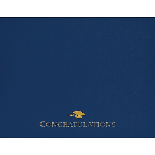 masterpiece studios great papers graduation certificate cover with