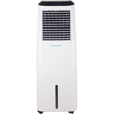 Keystone 30 Liter Indoor Evaporative Air Cooler (Swamp Cooler) with WiFi Function in White (KSTE9721003-WHT)
