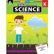 Shell Education 180 Days of Science for Kindergarten Book (51406)