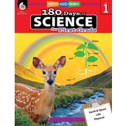 Shell Education 180 Days of Science for First Grade Book (51407)