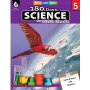 Shell Education 180 Days of Science for Fifth Grade Book (51411)