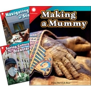 Teacher Created Materials Smithsonian Grade 3 History & Culture, 3-Book Set (100717)