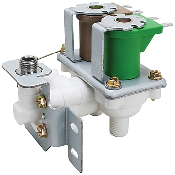 ERP Exact Replacement Parts 4318046 Refrigerator Water Valve (Replacement for Whirlpool 4318046),Size: small
