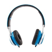 Staples Wired Headphones Blue (53220)
