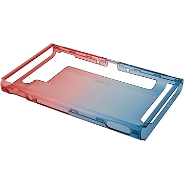 Nyko Technologies 87232 Thin Case for Nintendo Switch (Red/Blue) (24329852 NYK87232) photo