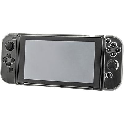 Nyko Technologies 87248 Thin Case for Nintendo Switch (Smoke)