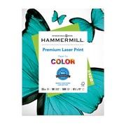 "Hammermill Heavyweight Laser Copy Paper, 8-1/2"" x 11"", 98 Bright, 28 LB, 500 Sheets"