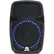 """QFX XF-88 8"""" 2-Way Steel Framed Bluetooth Speaker (QFXXF88)"""