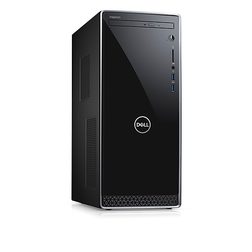 Dell Inspiron 3000 Series (3670) Intel Hex Core i7 Desktop