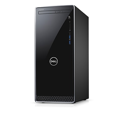 Dell Inspiron Desktop Computer 8th Gen i5+8400, 1TB with 16GB Optane, 8GB ddr4,Win 10,Intel® UHD Graphics 630