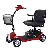 Shoprider® Escape Mobility Scooter Red (7A-BGRD)