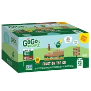 GoGo Applesauce on the Go Squeeze Pouch, 20 Count (MNA04331)