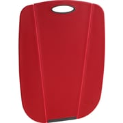 """Trudeau Maison 15.75""""L x 12""""W Foldable Cutting Board, Large Red (9917035)"""