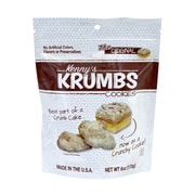 KENNY'S KRUMBS Cookies, 6 oz, 3 Pack (265-00004)