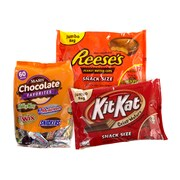 Hershey's and Mars Snack-Size Chocolate Party Assortment (600-B0004)