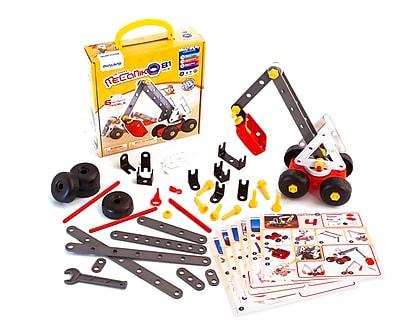 MINILAND Plastic Activity Mecaniko 81 pieces (32656)