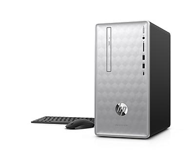 HP Pavilion Desktop, 590-p0066, Intel® Core™ i5-8400, 12 GB DDR4-2666 SDRAM, 1 TB SATA, Win 10 Home