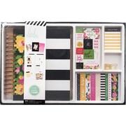 American Crafts Fresh Start Heidi Swapp Classic Memory Planner Boxed Kit 914/Pkg (314137)