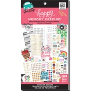 Me & My Big Ideas Dates & Holidays, 2688/Pkg Happy Memory Keeping Sticker Value Pack (HMKS-64)