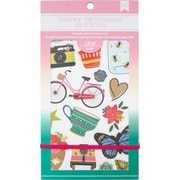 "American Crafts 4.75""W X 9""H Everyday American Crafts Planner Stickers 12-Page Book (ACPSB-92972)"