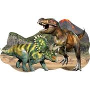 """Paper House Dinosaur Floor Puzzle 30 Pieces 36""""H X 21.5""""W (PUZ4005E)"""