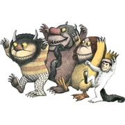 "Paper House Where The Wild Things Are Floor Puzzle 24 Pieces 36""H X 23""W (PUZ4001E)"