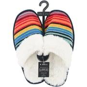 K Bell Rainbow Stripe - Small K Bell K Bell Slippers (17S052-SMALL)